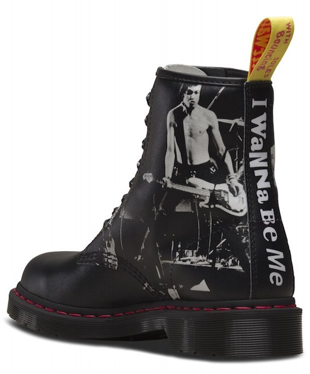 a613d51b3d8ab Dr. Martens releasing line of Sex Pistols boots and shoes - K-ROCK 105.7