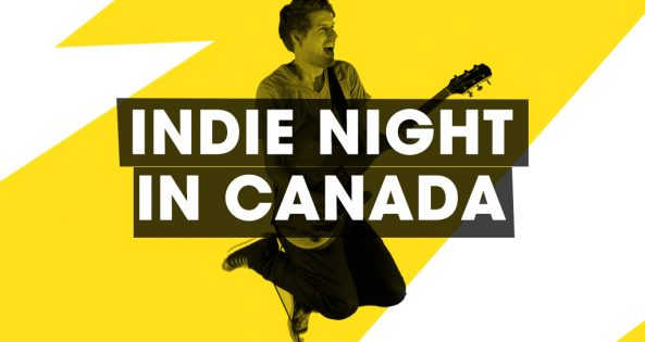 Indie Night in Canada
